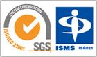 ISO(JIS Q)27001認証マーク